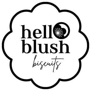 Hello Blush Biscuits